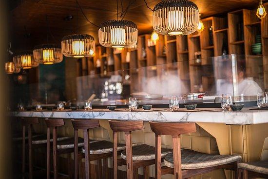 Fontvieille, Monaco: Moshi Moshi Bar