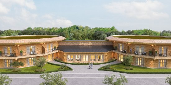 Sonsbeck, Alemania: Das Naturhotel Lebensart