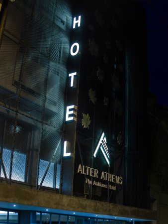 Alter Athens Hotel