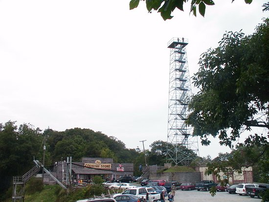Wytheville, VA: Viewing Big Walker Lookout from the highway