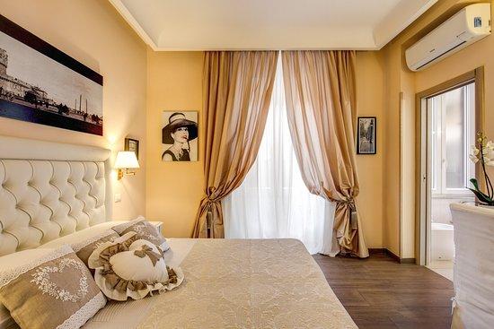 Rome 55: superior matrimoniale o letti singoli