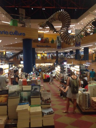 Photo of Tourist Attraction Livraria Cultura at Avenida Paulista 2073, Sao Paulo 01311-940, Brazil