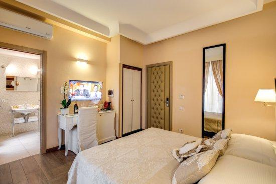 Rome 55: camera matrimoniale o doppia
