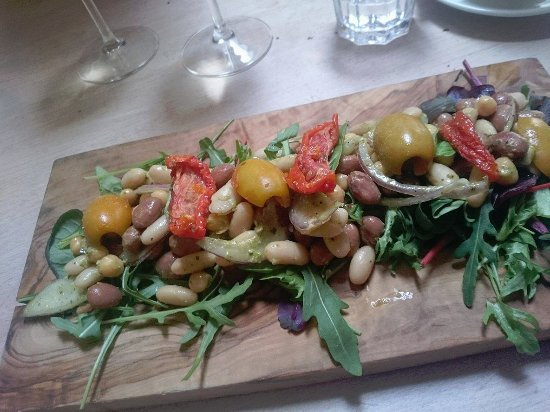 Auchterarder, UK: Italian Bean Salad