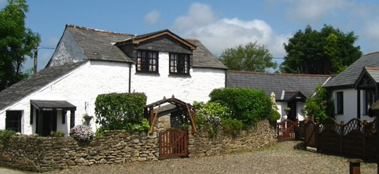 St. Breward, UK: Old brock cottage