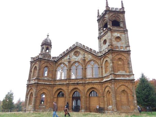 Buckingham, UK: Gothic Temple