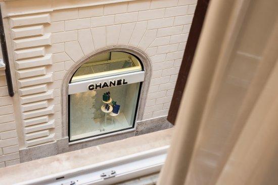 Rome 55: vista dalle finestre di camere