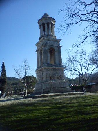 Saint-Remy-de-Provence, France: Le Mauslée des Jules