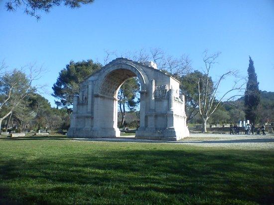 Saint-Remy-de-Provence, France: La porte d'entré de la cité