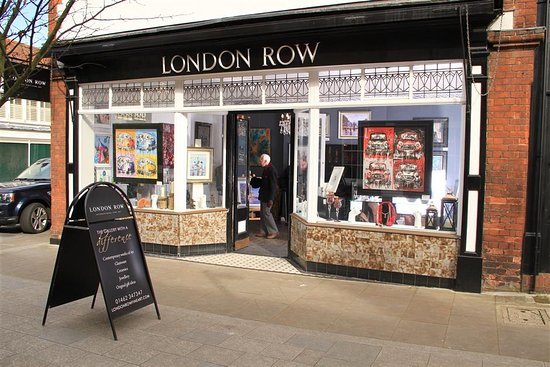 Baldock, UK: London Row Gallery