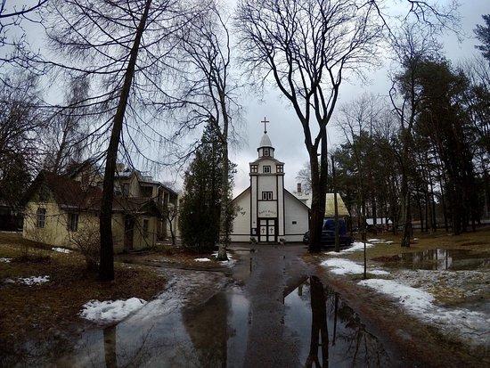 Nomme Rahu Church