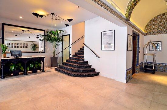 Hotel St. Michel: Lobby