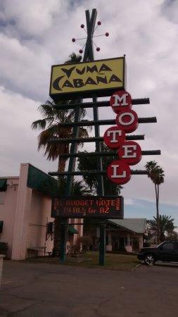 Yuma Cabana Motel-bild