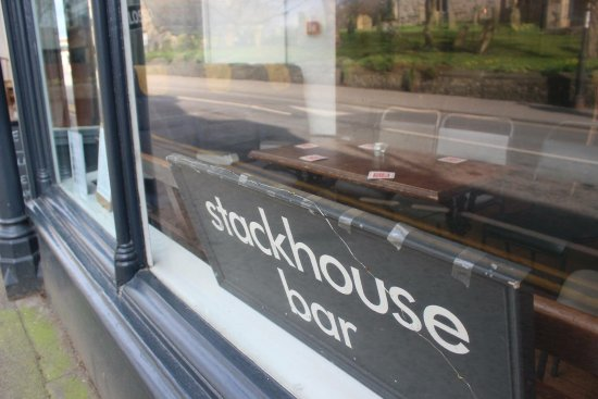 Hornsea, UK: Stackhouse Bar