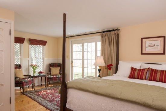 Middlebury, VT: Garden Room-Room 20
