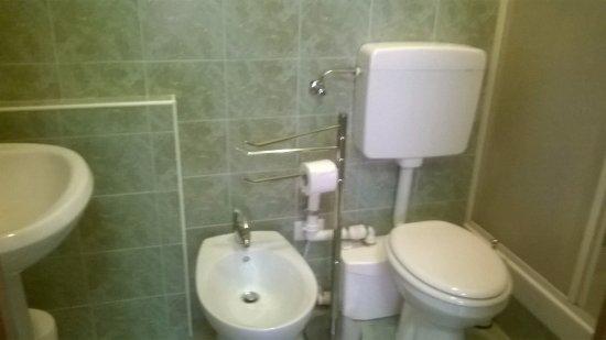 B&B Matteotti: Il bagno
