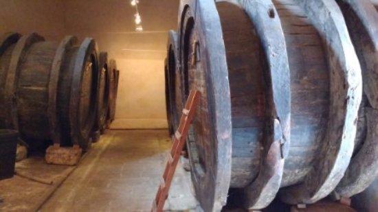 Binissalem, Spain: Old Wine Vats