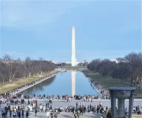 Image result for photo washington mall
