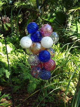 Fort Pierce, Floride : Glass art