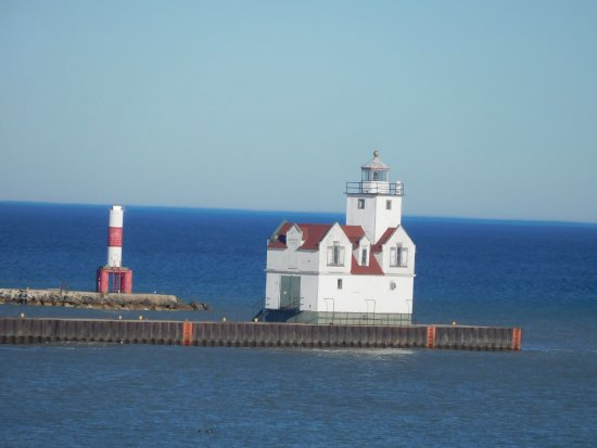 ‪‪Kewaunee‬, ‪Wisconsin‬: Kewaunee Lighthouse‬