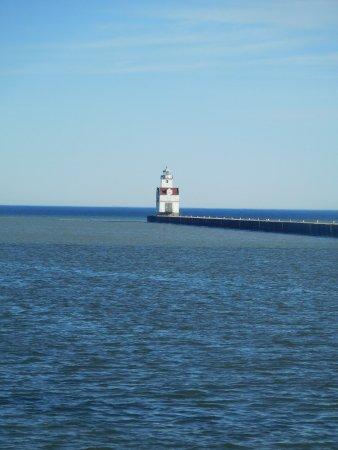 Kewaunee Lighthouse.