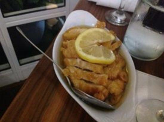 Swieqi, Malta: Lemon Chicken