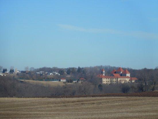 Denmark, WI: Nearbye Carmelite Monastery