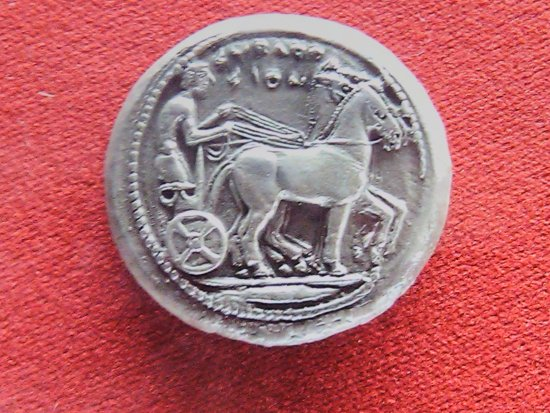 Museo Archeologico Regionale P. Orsi: One of hundreds of fantastic coins