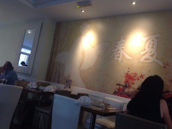 Swieqi, Malta: restaurant decor