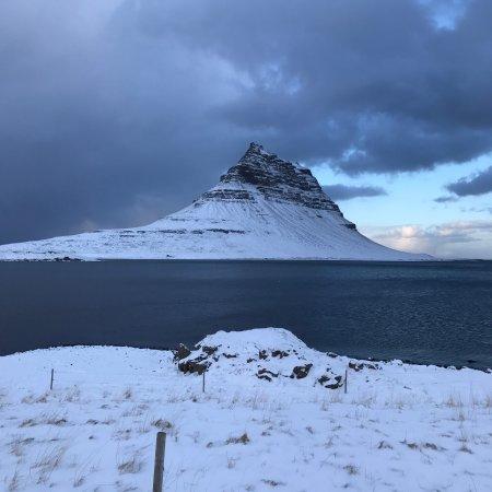 Grundarfjorour, Ισλανδία: Kirkjufell Mountain