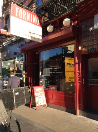 Photo of Italian Restaurant Fornino at 187 Bedford Ave, Brooklyn, NY 11211, United States