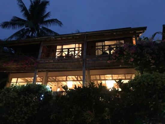 My Dream Boutique Resort: Hotel visto da piscina