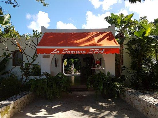 Terres Basses, St. Maarten-St. Martin: Entrée Spa