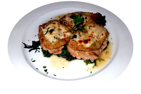 Elmsford, NY: veal mignonette