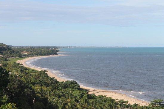 Santa Cruz Cabralia, BA: Uma das vistas que se tem no local.