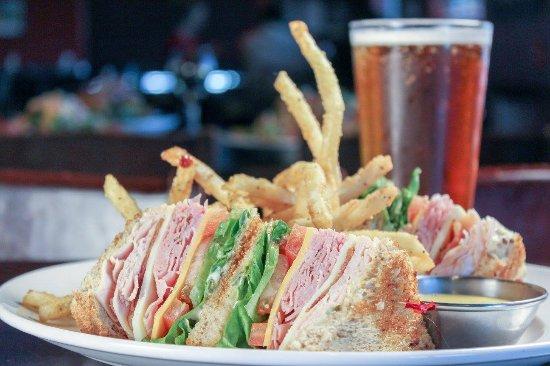 Florence, ألاباما: Original Club Sandwich 