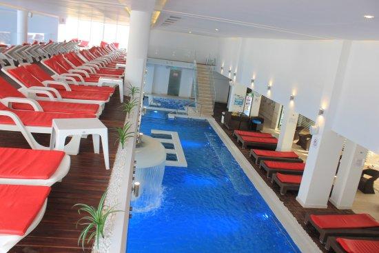 Eforie, Romania: Aqvatonic Pool - Relax Zone