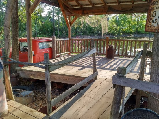 Three Brothers Wineries and Estates: Truck/Deck