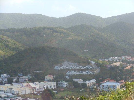 Marigot, St. Martin/St. Maarten: Views from Fort Louis