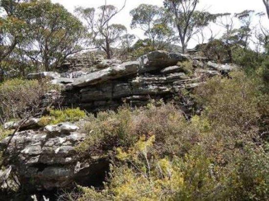 Dunkeld, Australia: Mt Thackeray