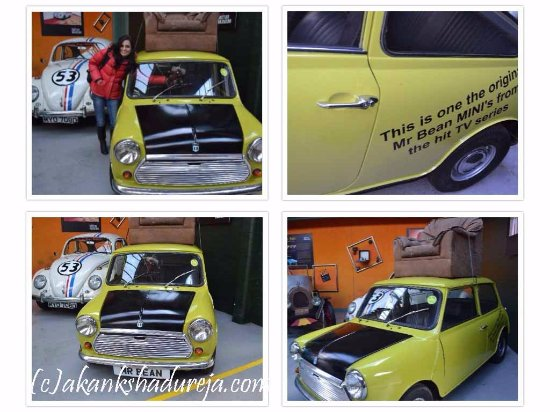 Hayes, UK: London Motor Museum