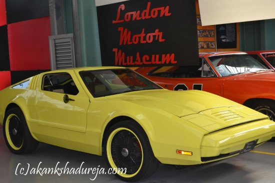 Hayes, UK: London Motor Museum