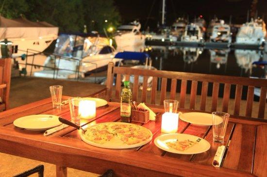 Portobello Resort & Safari: Pizzaria