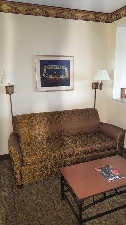 Comfort Suites Canal Park: comfortable