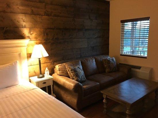 Azle, TX: Our lovely cabin