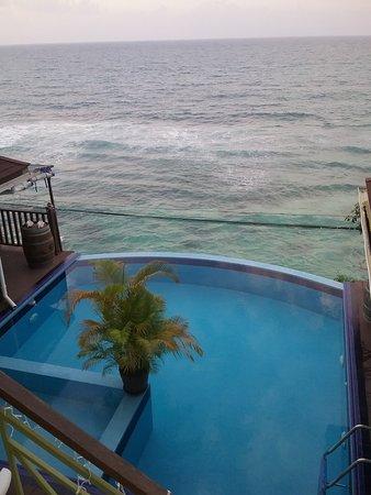 Bel Ombre, Seychelles: Pool