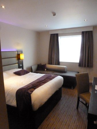 Premier Inn London Edgware Hotel : Quality accommodation
