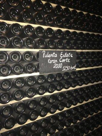 Agrelo, Argentinien: Pulenta Gran Corte 2010