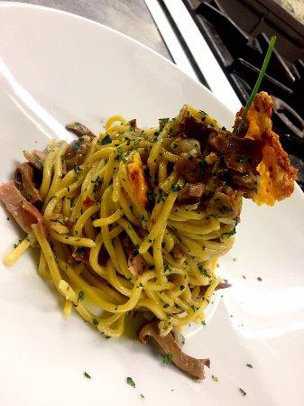 Dro, Ιταλία: Spaghetto alla fine del mondo