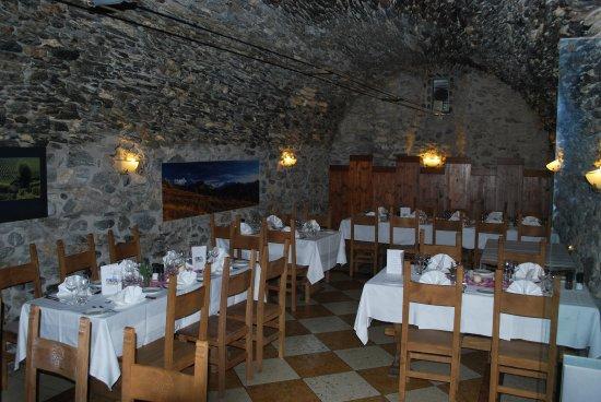 Vetroz, Suisse : Salle Petite Arvine